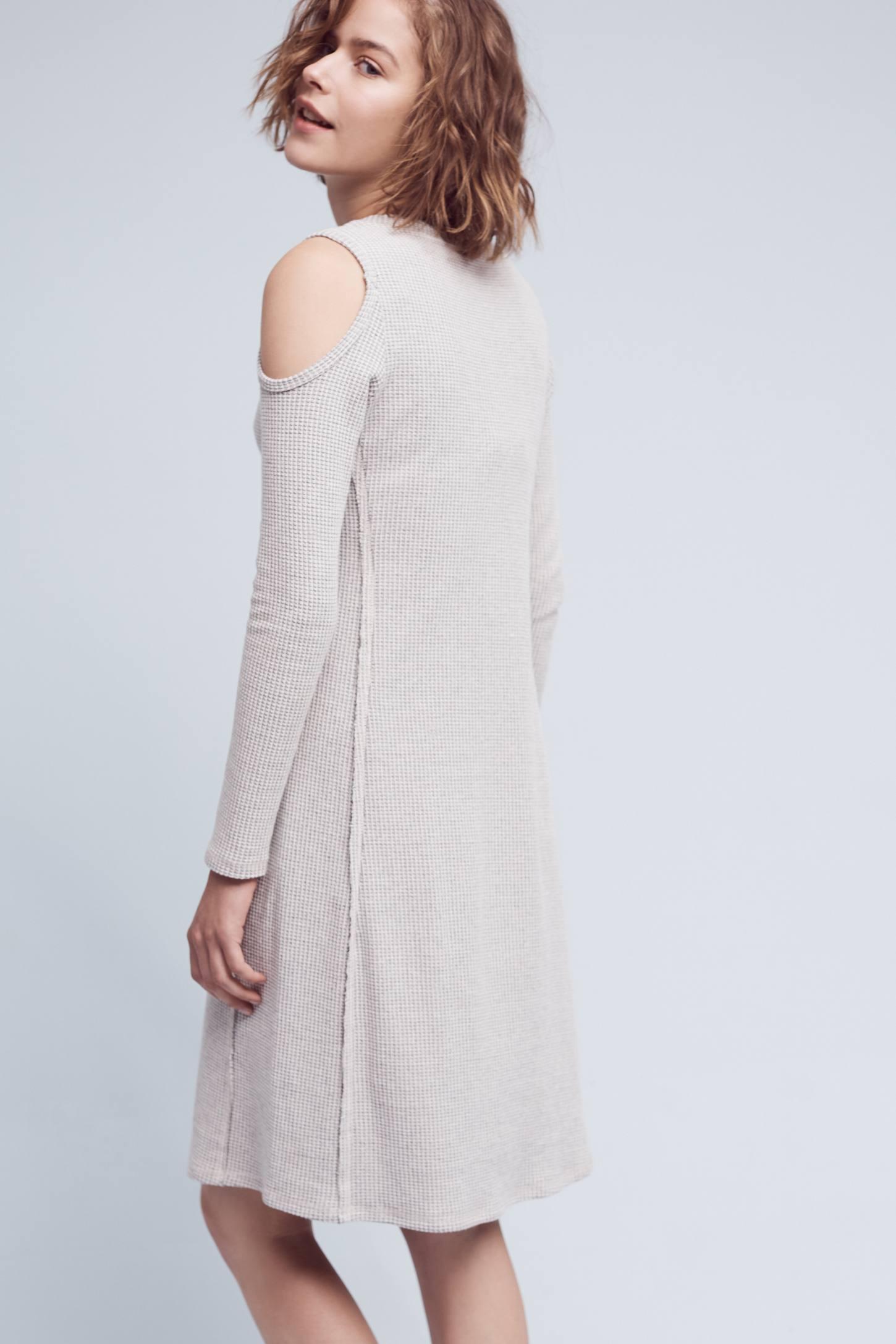 Omzu Açık Elbise Modelleri 2017