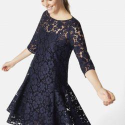 En Güzel Kloş Elbise Modelleri 2018