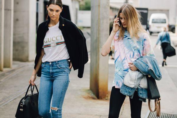 En Güzel Sokak Modası Kombinleri 2018