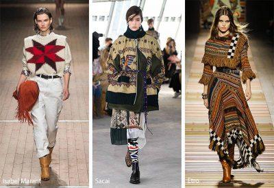 2019 Kış Modası Trendleri