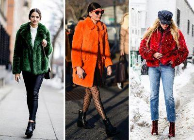 2019 Kış Sokak Modası