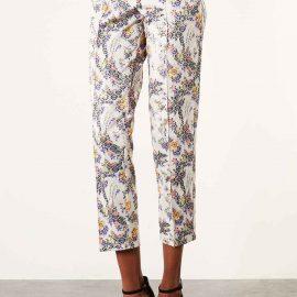 Desenli Sigaret Pantolon Modelleri 2019