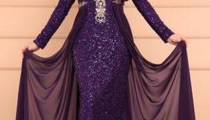 En Zarif Tesettür Abiye Modelleri 2019