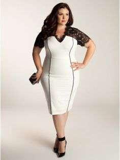 Kilolular İçin Şık Elbise Modelleri 2019