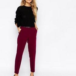 Yeni Sezon Sigaret Pantolon Modelleri 2019