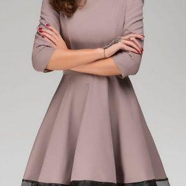 En Zarf Kloş Elbise Modelleri