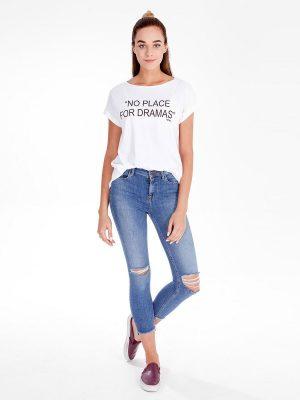 Yeni Sezon Yırtık Kot Pantolon Modelleri 2019