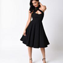 Yeni Sezon Kloş Elbise Modelleri