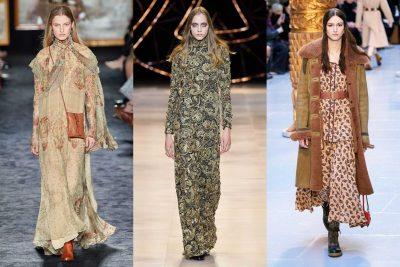 En Tarz Kış Elbise Modelleri 2021