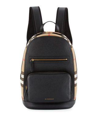 En zarif Burberry marka sırt çantası modelleri