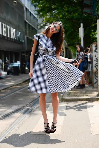 Sokak modası elbise modelleri
