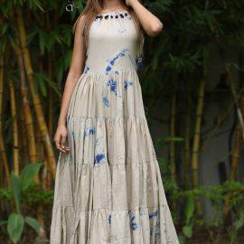 2021 En Yeni Kloş Elbise Modelleri