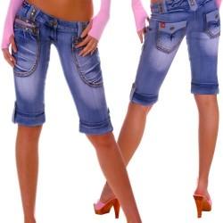 Kısa Yeni Kapri Pantolon Modelleri