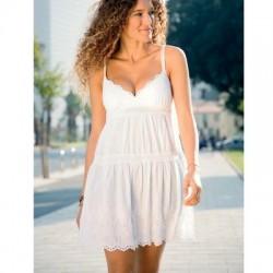 Askılı Yeni Mudo Elbise Modelleri