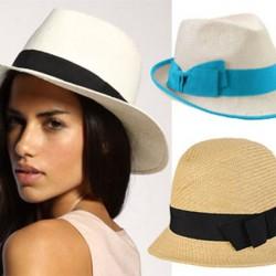 Yeni Hasır Şapka Modası