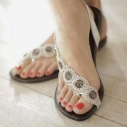 Yeni Sandalet Modelleri