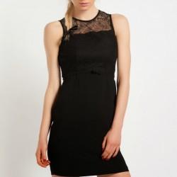 Dantelli Yeni Mudo Elbise Modelleri