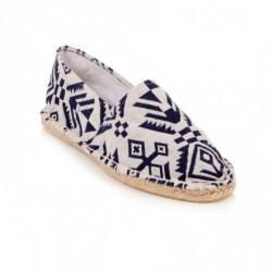 Desenli Yazlık Bez Ayakkabı Modelleri