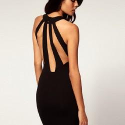 Sırt Dekolteli Yeni Mudo Elbise Modelleri