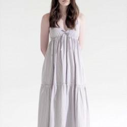 Uzun Yeni Mudo Elbise Modelleri