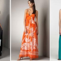 Yeni Sezon Maksi Elbise Modelleri