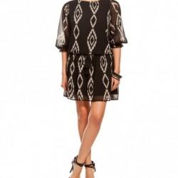 Şifon Yeni Sezon Koton Elbise Modelleri