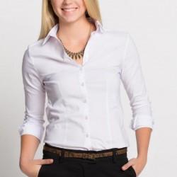 Beyaz Yeni Defacto Gömlek Modelleri