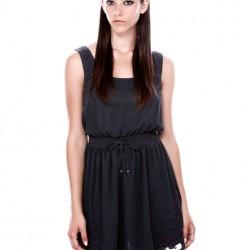 Kısa Yeni Mevsimlik Elbise Modelleri