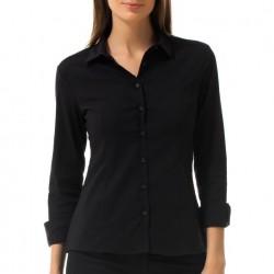 Siyah Yeni Defacto Gömlek Modelleri