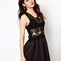 Yeni Bershka Elbise Modelleri