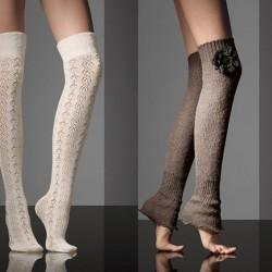 Yeni Kışlık Çorap Modelleri