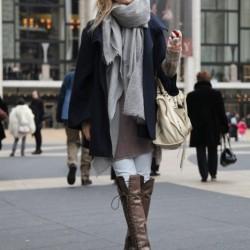 Zarif New York Sokak Modası