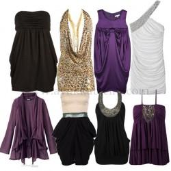 Şık Drapeli Elbise Modelleri