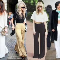 2015 Yüksek Bel Pantolon Modelleri