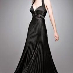 Askılı Gece Elbisesi Modelleri