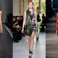 Farklı Drapeli Elbise Modelleri