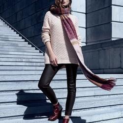 Kazak Kombini H&M Kış Sezonu