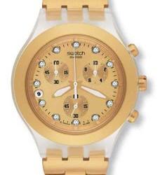 Sarı Swatch Saat Modelleri