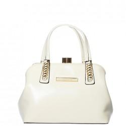 Beyaz Valentino 2014 Yeni Çanta Modelleri