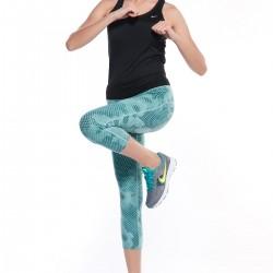 Mavi Nike Tayt Modelleri