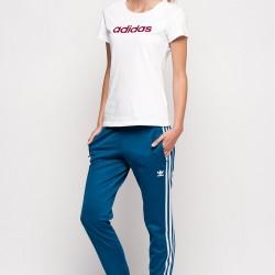 Mavi Renkli Eşofman Adidas Spor Ürünleri