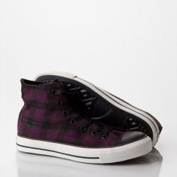 Mor Converse Bayan Ayakkabı Modelleri