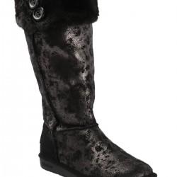 Siyah Skechers Çizme Modelleri