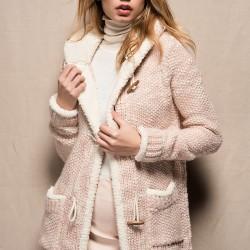 Somon Hırka Kışlık Giyim Modelleri