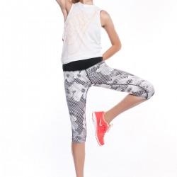 Yılan Derisi Desenli Nike Tayt Modelleri