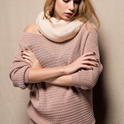 Zarif Kazak Kışlık Giyim Modelleri