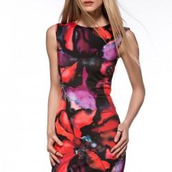 Desenli Yeni Sezon Elbise Modelleri