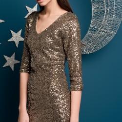 Elbise Yeni Sezon Kakao Suit Modelleri