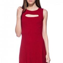 Kırmızı Elbise Yeni Sezon Codentry Modelleri