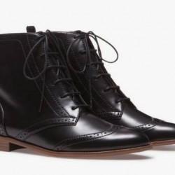 Klasik 2015 Kışlık Ayakkabı Modelleri